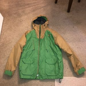 North Face Hyvent 2 in 1